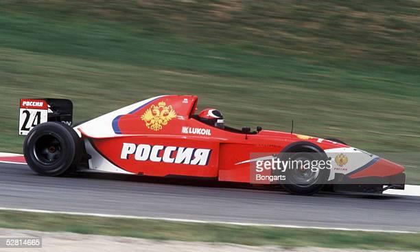 Von SPANIEN 2000 Barcelona; Viktor MASLOV/RUS Team Lukoil Arden