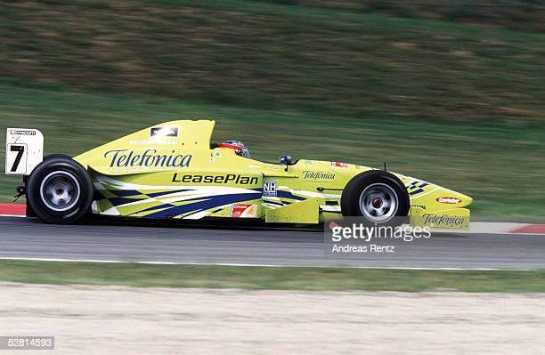 Von SPANIEN 2000 in Barcelona; Fernando ALONSO/ESP