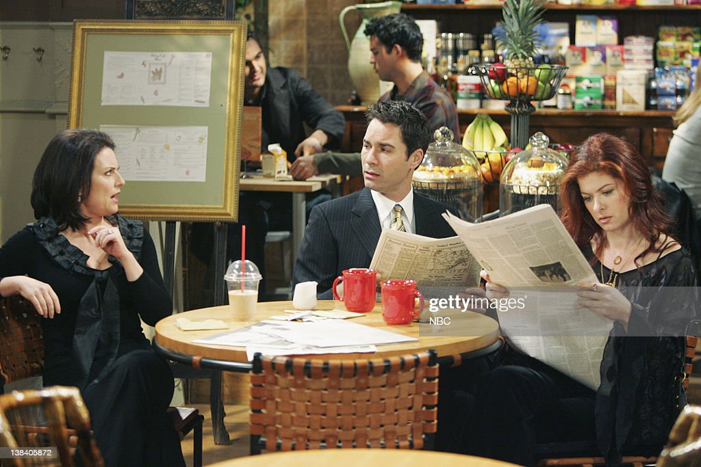 Will Grace Von Trapped Episode 10 Aired Pictured Megan