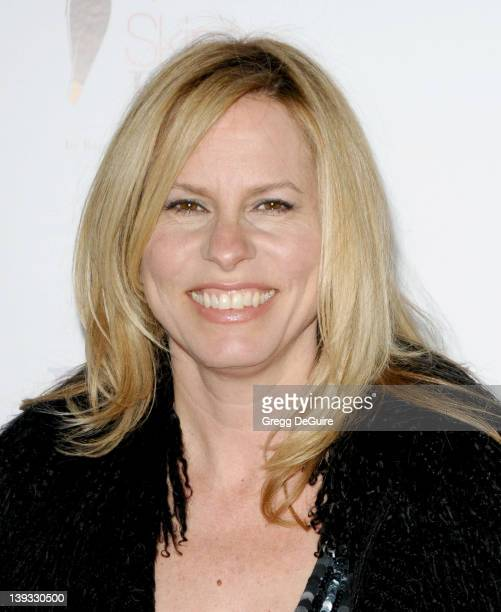 Vonda Shepard arrives at the Physicians Committee for Responsible Medicine's 25th Anniversary at The Lot on April 10, 2010 in West Hollywood,...