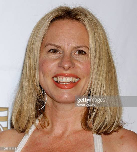 Vonda Shepard during 22nd Annual ASCAP Pop Music Awards - Arrivals at Beverly Hilton Hotel in Beverly Hills, California, United States.