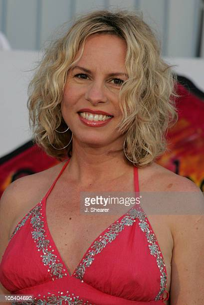 Vonda Shepard during 2nd Annual Night with the Friends of El Faro Fundraiser at Santa Monica Airport in Santa Monica, California, United States.