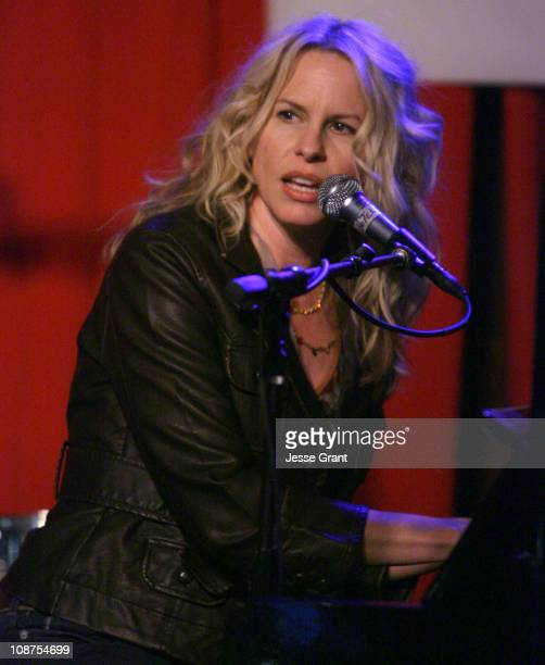 "Vonda Shepard during ASCAP Presents ""Quiet on the Set"" - December 4, 2006 at Hotel Cafe in Hollywood, California, United States."