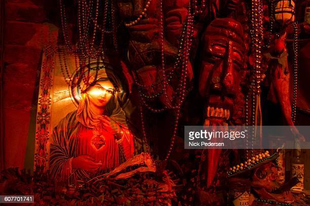 Voodoo Altar in New Orleans