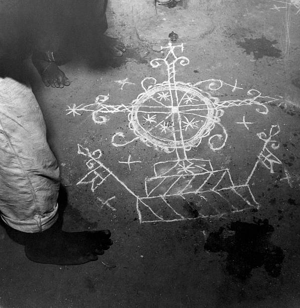 Voodoo Symbol Pictures Getty Images