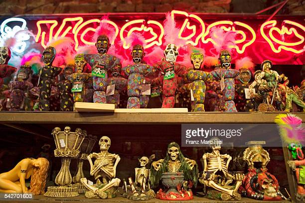 Voodoosouvenirs, French Quarter, New Orleans