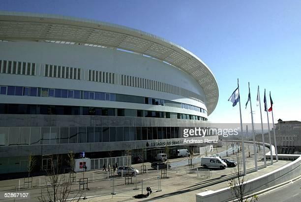 Vorschau auf die EM 2004 in Portugal Porto Sportstaette/StadionDragao