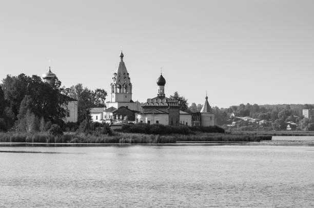 Vorsma - monastery on island
