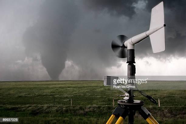 Vortex 2 Tornado Research