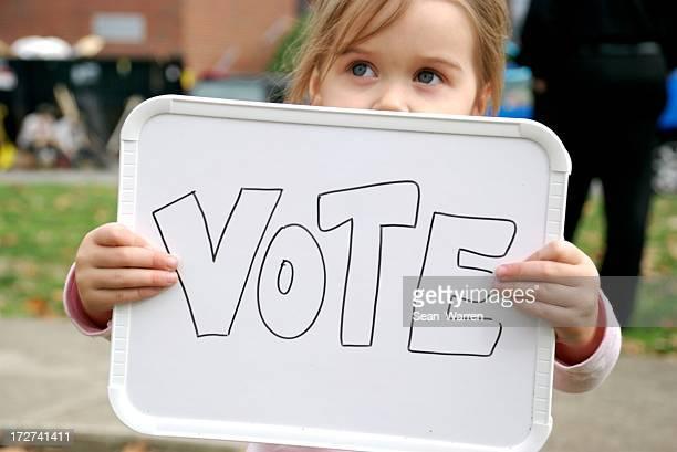 Vote pour l'avenir
