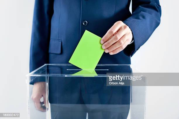 votação verde! - eleição - fotografias e filmes do acervo