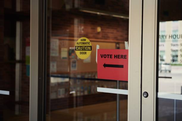 SD: Voters Cast Ballots In South Dakota Primary Elections