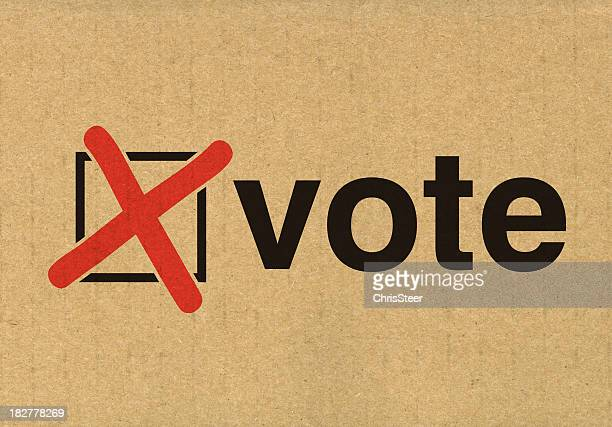 Vote in the election
