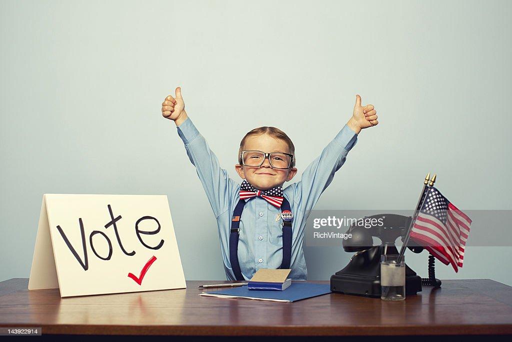 Vote! : Stock Photo