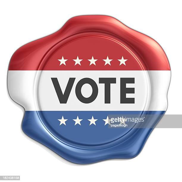 vote seal