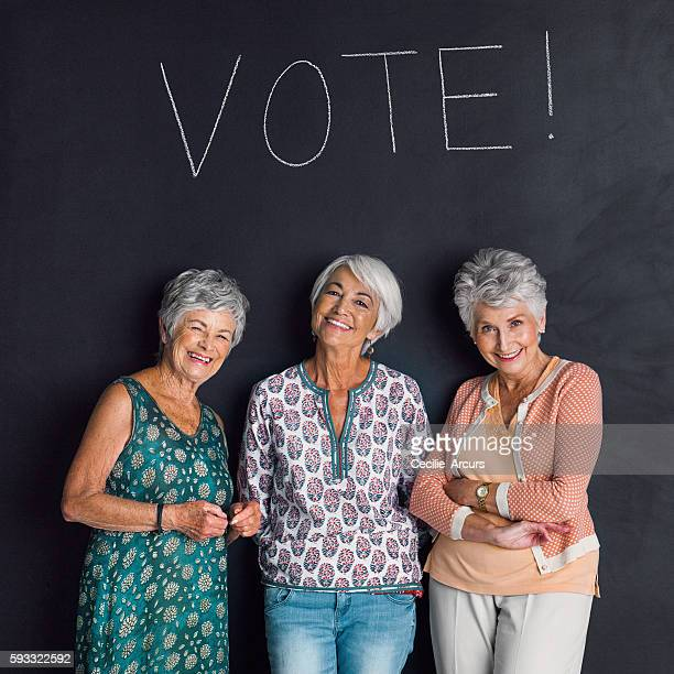 vote today! - votes for women stock photos and pictures
