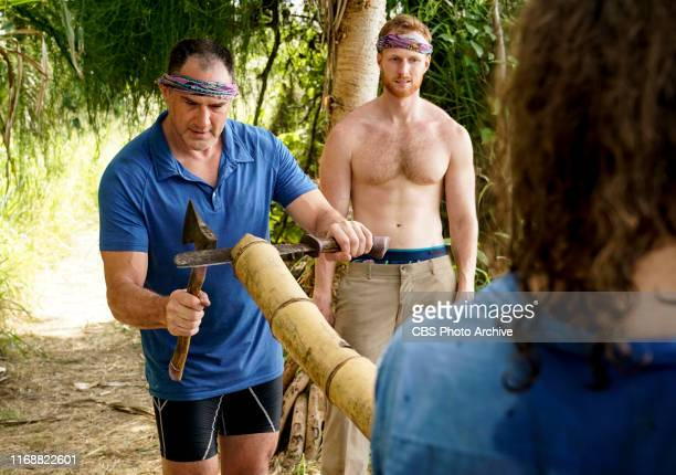 I Vote You Out and That's It Dan Spilo and Tommy Sheehan on SURVIVOR Island of Idols when the Emmy Awardwinning series returns for its 39th season...