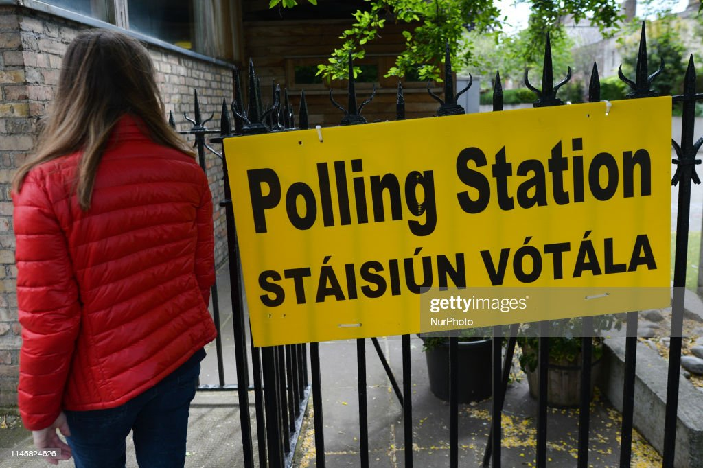 IRL: European Elections And Referendum On Divorce In Ireland