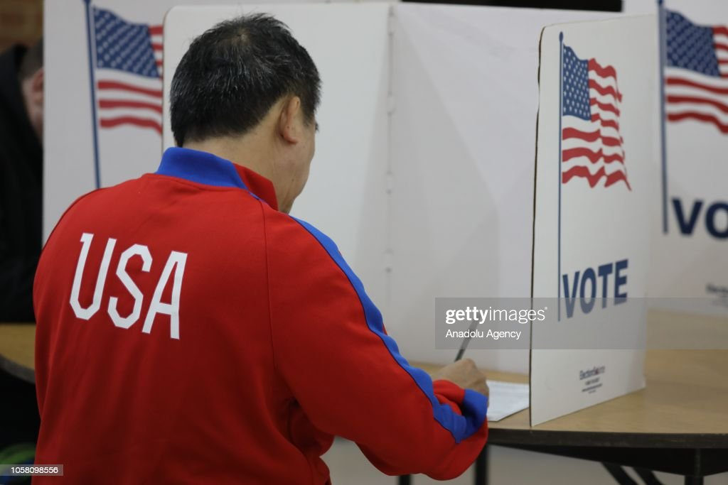 At least 34 million Americans cast votes early : News Photo