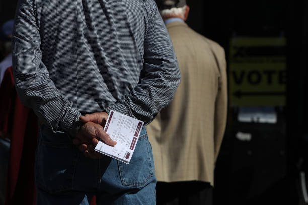 CAN: Quebec Residents Vote In Canadian Federal Election