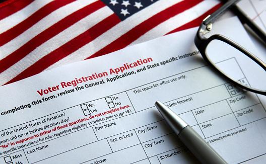 Voter Registration 584474362