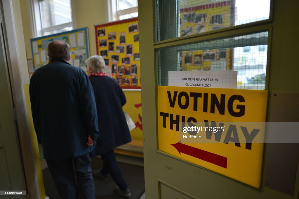 European Elections And Referendum On Divorce In Ireland : News Photo