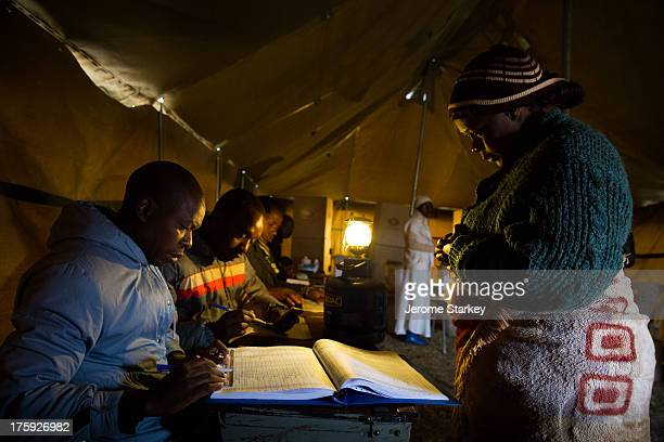 CONTENT] Voters in Harare queued from before dawn to take part in Zimbabwe's 2013 presidential election July 31st 2013 However turnout got off to a...