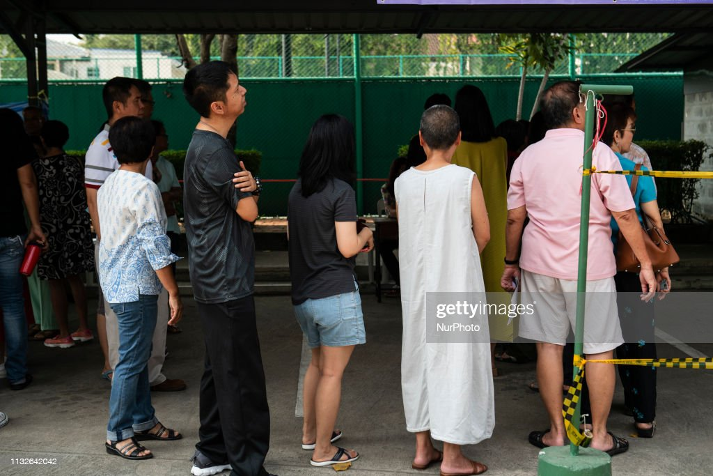 Election In Thailand : News Photo