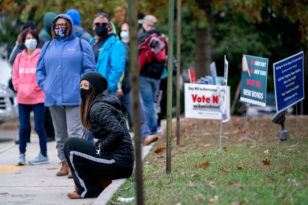 VA: Virginians Cast Their Ballots On Last Day Of Early Voting