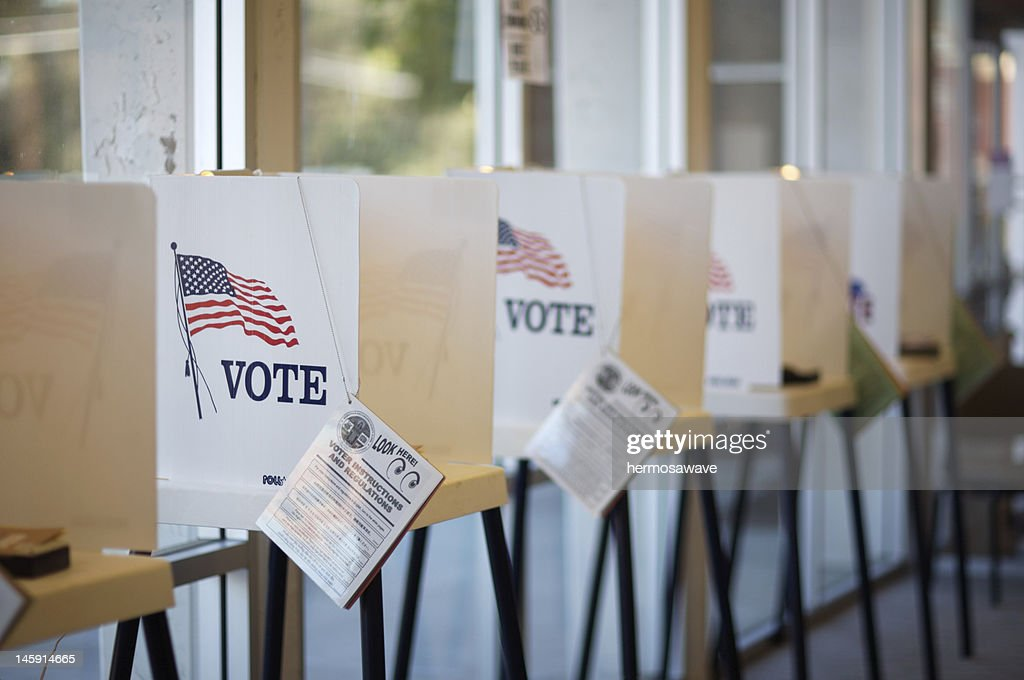 Image result for voting booth stock photo