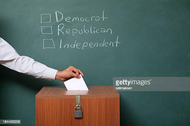 Votar por elecciones
