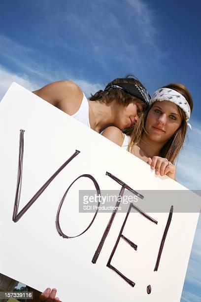 Voting Hippies