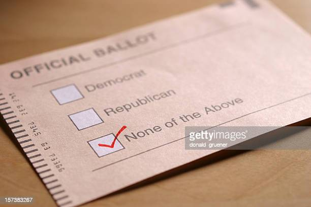 voting independent - political party stock pictures, royalty-free photos & images