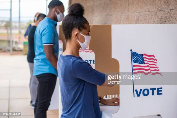voting - 2020 stock pictures, royalty-free photos & images