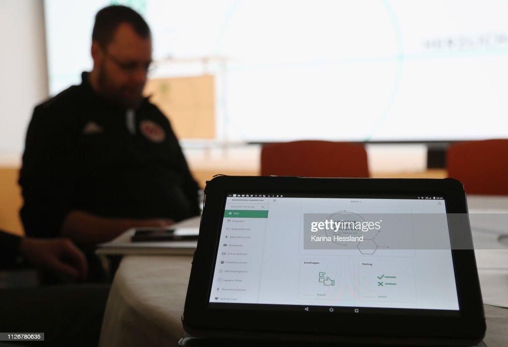 DEU: DFB Amateur Football Congress 2019 - Day 2