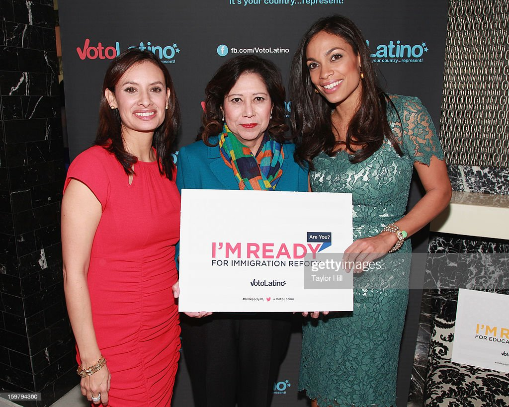 Voto Latino's 2013 Inauguration Celebration