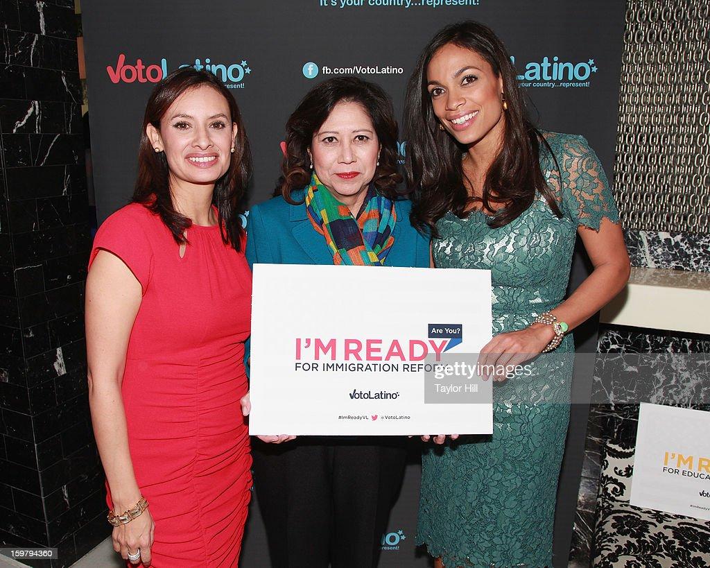 Voto Latino's 2013 Inauguration Celebration