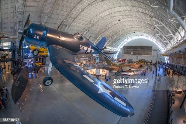Vought F4U-1D Fighter