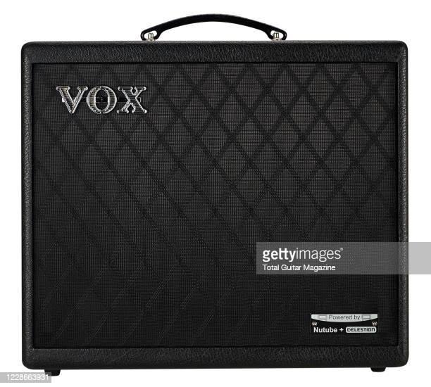 A Vox Cambridge50 digital modelling combo amplifier taken on January 22 2020