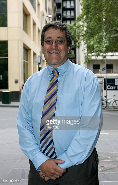 Vox Pop in Melbourne on footy tipping Howard Mereine General Manager from Brighton 28 March 2007 THE AGE METRO Picture by REBECCA HALLAS