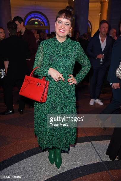 Vreni Frost during the Blue Hour Party hosted by ARD during the 69th Berlinale International Film Festival at Haus der Kommunikation on February 8...