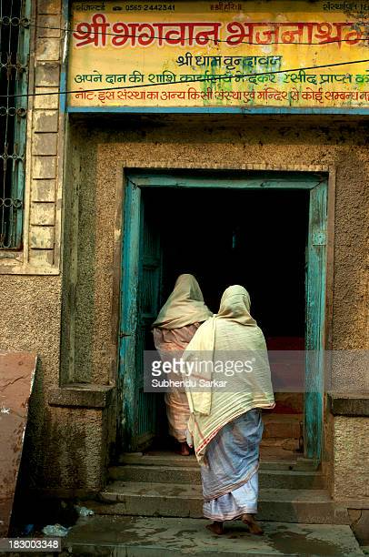 Vrindavan, a town in the Mathura district of Uttar Pradesh, India, is also known as the City of Widows due to the large number of widows who move...