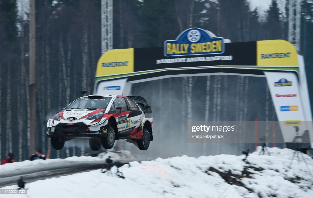 SWE: FIA World Rally Championship Sweden - Day Two