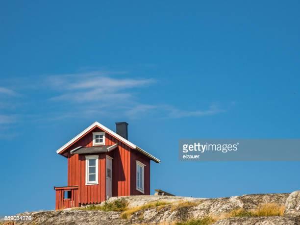 vrångö - schweden stock-fotos und bilder