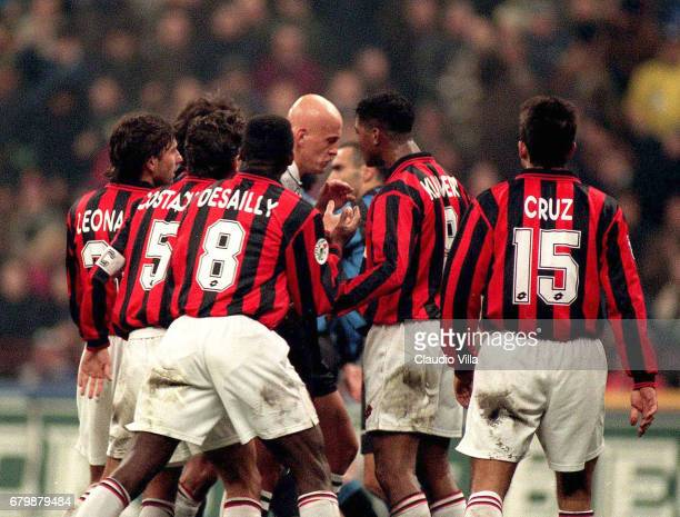 A INTER vs MILAN