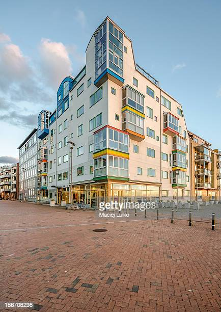 CONTENT] Västra hamnen Western Harbour Neighbourhood of Malmö former industrial part of city nowadays turned to modern neighbourgood called City of...