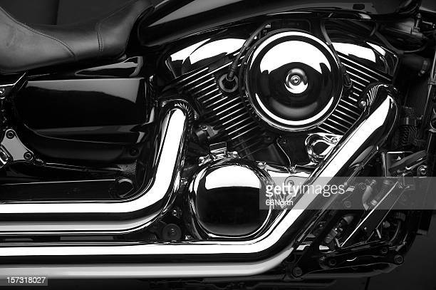 v-twin power - motorcycle stock pictures, royalty-free photos & images