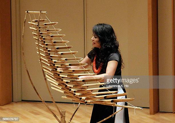 Vu Nhat Tân's Cracking Bamboo performed by Van–Anh Vanessa Vo Southwest Chamber Music's international contemporary music festival featuring the...