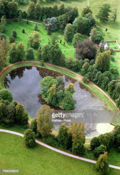 Burial site of Lady Diana Princess of Wales at Althorp House
