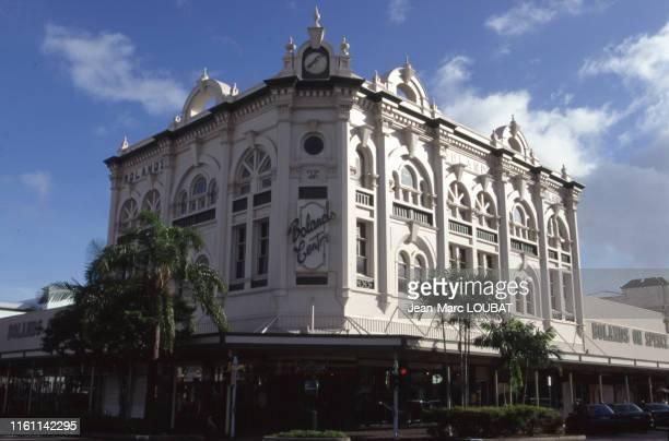 Vue du centre Boland un ancien grand magasin dans la ville de Cairns Septembre 1996 Australie